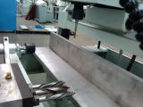 Machine de Dril de routage de copie de guichet en aluminium d'Alu-Alliage et de trois trous