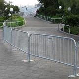 O PVC da fonte da fábrica revestiu a cerca soldada segurança