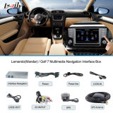 VW Car Multimedia Interface GPS Box para golf 7 / Lamandotouch navegación , USB, HD Video , Audio