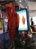 反生化学的な衣服の化学防護服の消火のスーツ