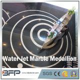 Laje/telha/etapa/linear/mosaico/medalhão de mármore bege de pedra naturais por Water-Jet