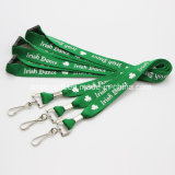 주문 Logo Lanyards, Promotion를 위한 Polyester Lanyard