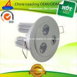 China Aanbevolen Benoemd LED-plafond licht aluminium Casting