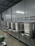 Neue Bedingung-Gaststätte-Geräten-Würfel-Eis-Maschine für Verkaufs-Eis-Pflanzenmaschinerie