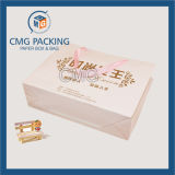 Способ Clothing Carrier Hand Paper Bag с Contact Details (CMG-MAY-029)