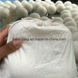 Une bille plus molle de blanchisserie de bille de dessiccateur de laines de tissu normal