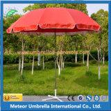 Зонтик среднего сада колонки круглого напольный