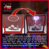 LED 산타클로스를 가진 Polyresin Christmas Decoration Table Lights