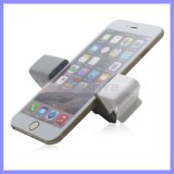 iPhone 6 Plusのための6.5inch Cellphone GPS MP4 Universal Car Air Vent Phone Holderの下