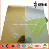 Ideabond 1220*2440mm 3-4mm Factory Price Multiple Color Mirror Finish ACP