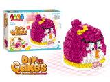Het plastic Stuk speelgoed van de Bouwsteen van het Stuk speelgoed (H2692113)