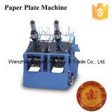 Macchina di fabbricazione di piatto di carta automatica ad alta velocità di vendita calda (ZDJ-400)
