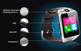 Yhss Sport Digital Smart Q7s Gv08 GM08 Gt08 Gu08 Cer RoHS Automatic Suunto Bluetooth Wristwatch mit SIM Card Phone