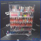 Organisateur acrylique en gros de vernis à ongles