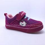 子供のための2016年のDogod新しいデザイン方法4D上部の網の靴