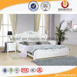 집 또는 호텔 사용 (UL-FT219B)를 위한 Speacial 작풍 Itailan 가죽 특대 편리한 침대