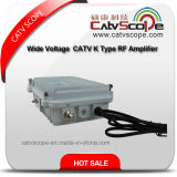 Type large servocommande de la tension 110-270V CATV K de rf Amplifier/RF