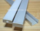 L'alluminio piano caldo del LED profila il fornitore, la Manica di alluminio all'ingrosso dell'OEM LED, striscia del rifornimento LED di prezzi di Facotry