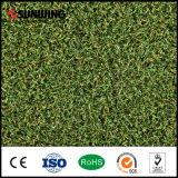خارجيّ يضع اللون الأخضر لعبة غولف اصطناعيّة عشب سجادة