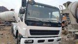 يستعمل [إيسوزو] [كنكرت ميإكسر] شاحنة ([10ب1] محرّك, [8م3], يستورد اليابان)