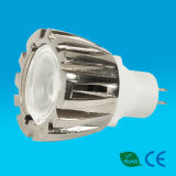 Luces de bulbo del LED con 1PC el CREE LED