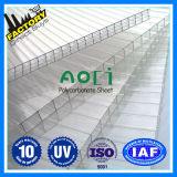 9001:2008 ISO CE Aoci одобрило весь лист полости поликарбоната Lexan цветов