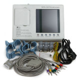 Digitals 3-Channel Color Electrocardiograph ECG ECG-Stella