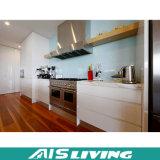 Muebles laminados melamina de la cabina de cocina de la madera contrachapada (AIS-K210)