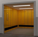 elevador interno da carga do armazém barato dos bens 5000kg