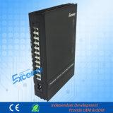 Scambio di telefono MK308-P con linea di accesso al centralino privato di Pcid