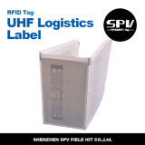 Papel revestido Az-D H3 de la frecuencia ultraelevada de la logística de RFID
