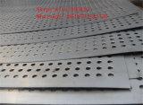 Fabrication d'usine Yaqi en métal perforé en aluminium avec prix d'usine