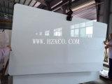 Белое Nano выкристаллизовыванное стеклянное Slabls/плитки
