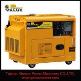 큰 Power는 Time 중국 10kVA Diesel Generator를 길 달린다