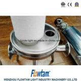 Hygienischer F-Gsl Edelstahl-hohe Präzisions-mikroporöser Membranen-Filter