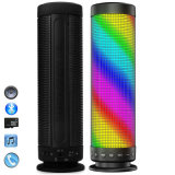 Impulso Wireless 4.0 Bluetooth Speaker con 5 LED Modes Support TF Card
