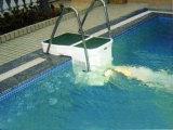 Filtro acrílico fixado na parede Integrated da piscina de Pipeless