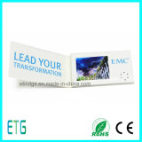 Presentation를 위한 대중적인 LCD Video Business Card
