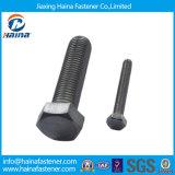 Qualitäts-Edelstahl-Hex Kopf-Schraubbolzen (DIN933, DIN931)