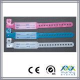 Venda adulta de la identificación de la pulsera del Wristband médico del hospital (MN-IDB002)