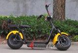 Moto sans frottoir électrique de Scrooser 800W de type de Citycoco Harley de pneu du véhicule 18*9.5