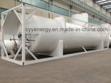 Nuovi Highquality e Low Price LNG Lox Lin Lar Lco2 Fuel Storage Tank Container