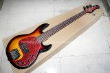 Гитара табака нот/5-String Hanhai Sunburst электрическая басовая