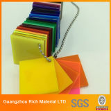 Plexiglas-Blatt des Kratzer-beständige harte Plastikfarben-Acrylblatt-PMMA
