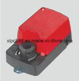Válvula pneumática operada de válvula de esfera motor elétrico integral proporcional