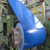 Ral 5015 SGCC Dx51d PPGIのカラーによって塗られる鋼鉄コイル