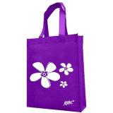Le sac à main promotionnel estampé, avec conçoivent et impriment en fonction du client (14110407)