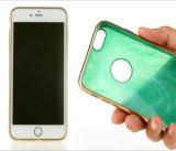 Крышка мобильного телефона аргументы за J7prime J5prime S8 телефона Eletroplating мягкая TPU (XSDD-005)