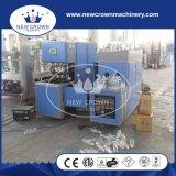 Machine semi-automatique de soufflage de corps creux de bouteille d'animal familier pour la bouteille de remplissage à chaud