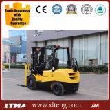 China-Gabelstapler-Fabrik-Verkauf 3 Tonnen-Gas LPG-Gabelstapler mit Nissan-Motor